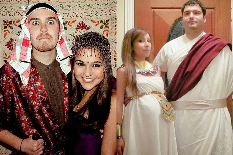 Looking for the perfect couple Halloween costume?  Look no further!  I've got 15 awesome couple costume ideas for you!