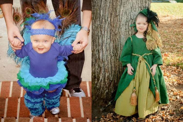 Check out these fantastic kid and family Halloween costume ideas!