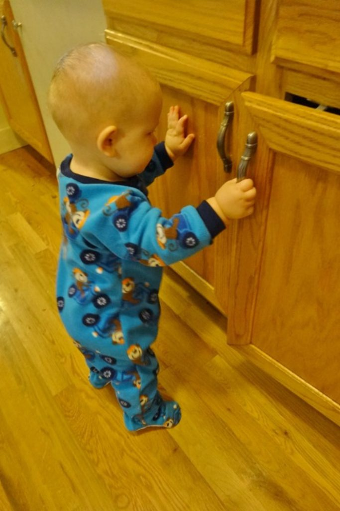 Is your baby safe?  Here are a few safety tips you may not have thought of!