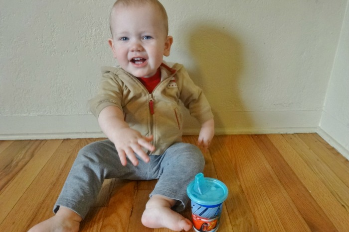 How do you know when it's time to wean your baby? The answer is absolutely not cut and dry! This little man is officially weaned and his mama just wants to share her thoughts about the process.