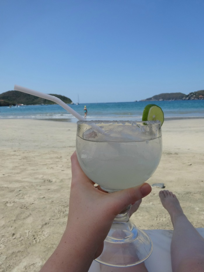 If you're looking for the next place in which to travel Zihuatanejo is the place!  The beaches honestly make you feel as though you're living the dream!