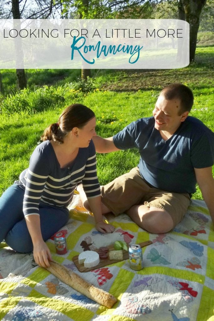 Do you wish your spouse knew how to romance you better?  This was a common issue in this blogger's marriage but once this couple got some key things figured out romance became second nature!