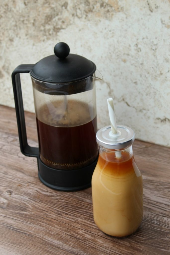 Coffee is my love language!  Check out this amazing cold brew recipe!
