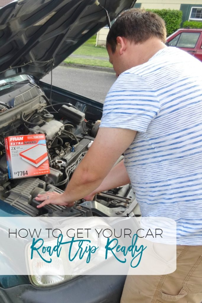 Planning a road trip in the near future???  Make sure your car is road trip ready!