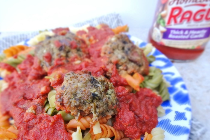 Try these AMAZING Mozzarella Stuffed Meatballs!  You won't be sorry!