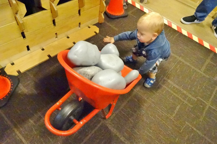 Looking for something to do with your toddler?  Maybe look out to see if there are any Children's Museums in your area!