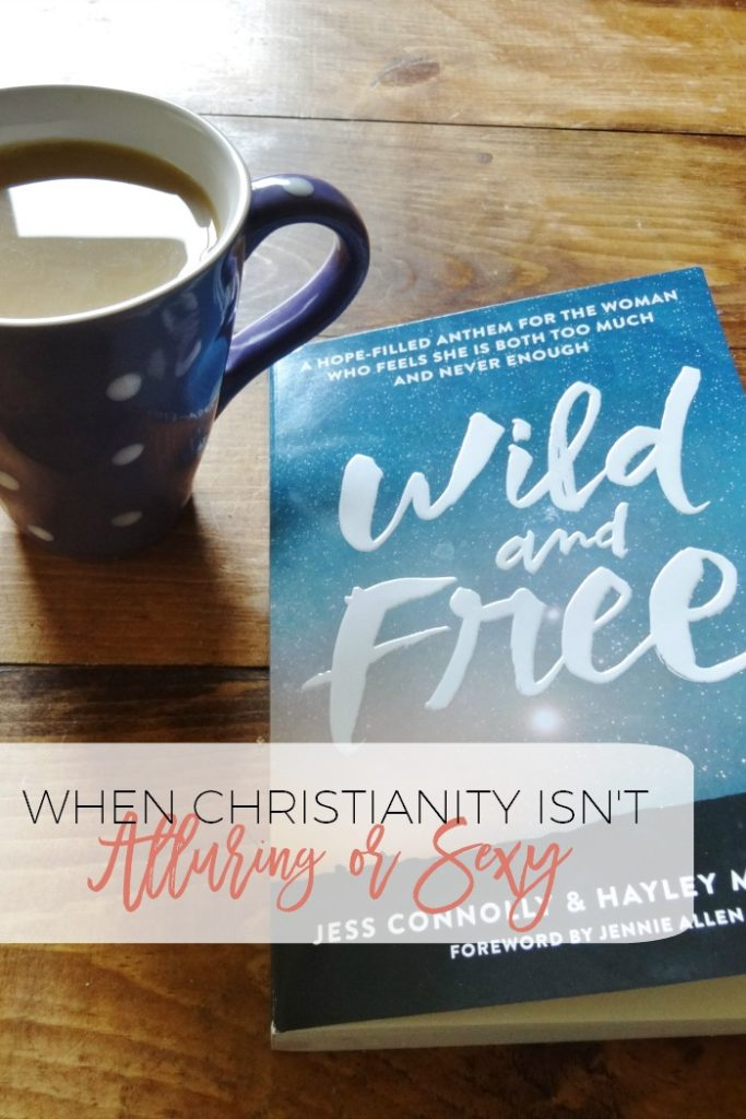 """Sometimes Christianity just isn't sexy.  You know what I mean, the missionaries, mega church pastors, inner city youth leaders - THEY'RE the ones living the """"sexy"""" Christian lives.  But wait, God calls ALL of us to live for Him!  All our lives are to be wild!"""