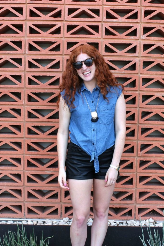 How to maintain confidence in your summer wardrobe - Molly on the Move - Click through to see what she and other bloggers have to say on the topic!
