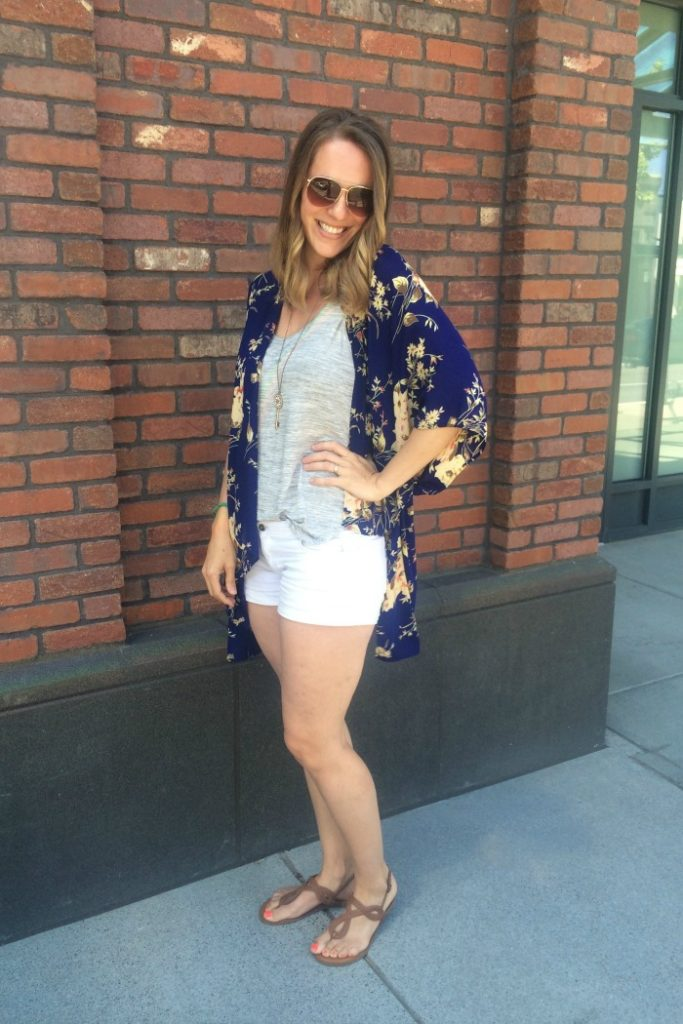 How to maintain confidence in your summer wardrobe - Pat and Candy - Click through to see what she and other bloggers have to say on the topic!