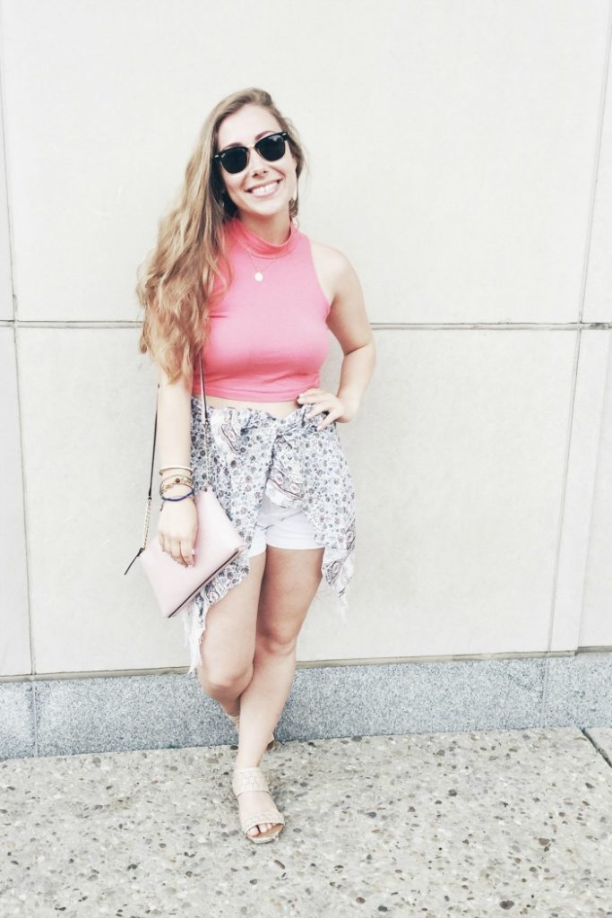 How to maintain confidence in your summer wardrobe - Rachel Lynn - Click through to see what she and other bloggers have to say on the topic!
