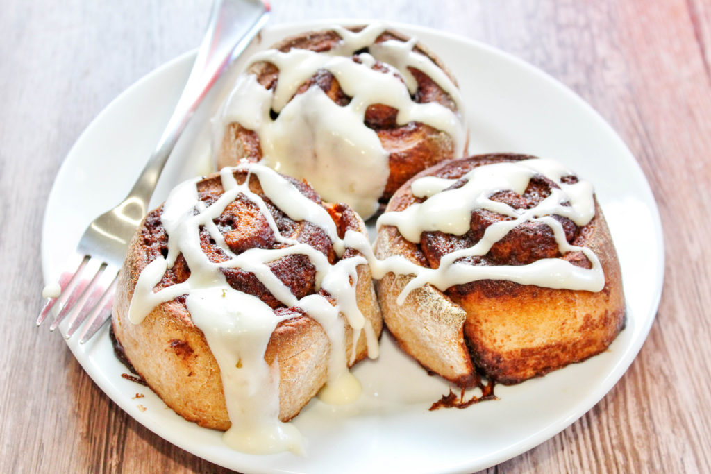 You absolutely need to try this fantastic cinnamon roll recipe!