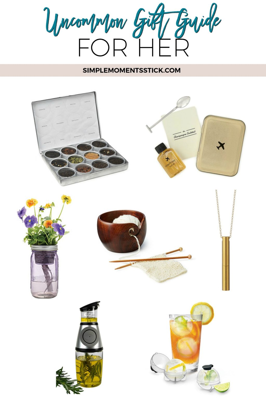Check out this fantastic gift guide for your favorite woman!