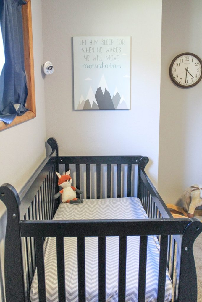 Josiah S Mountain Themed Nursery Simple Moments Stick