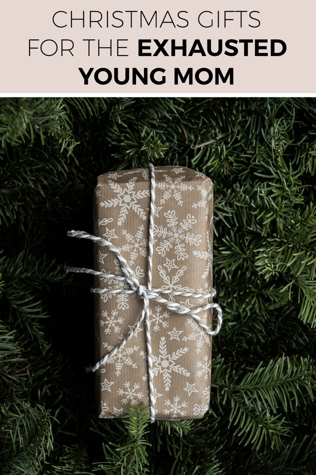 Check out these great gift ideas for young moms