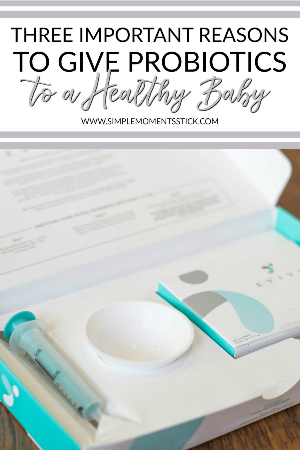 Are probiotics for babies? If so, which one should my baby take? Let me tell you!