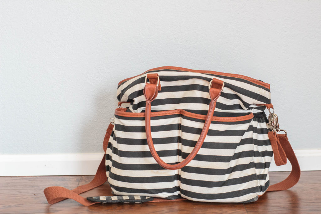 Minimalist Diaper Bag