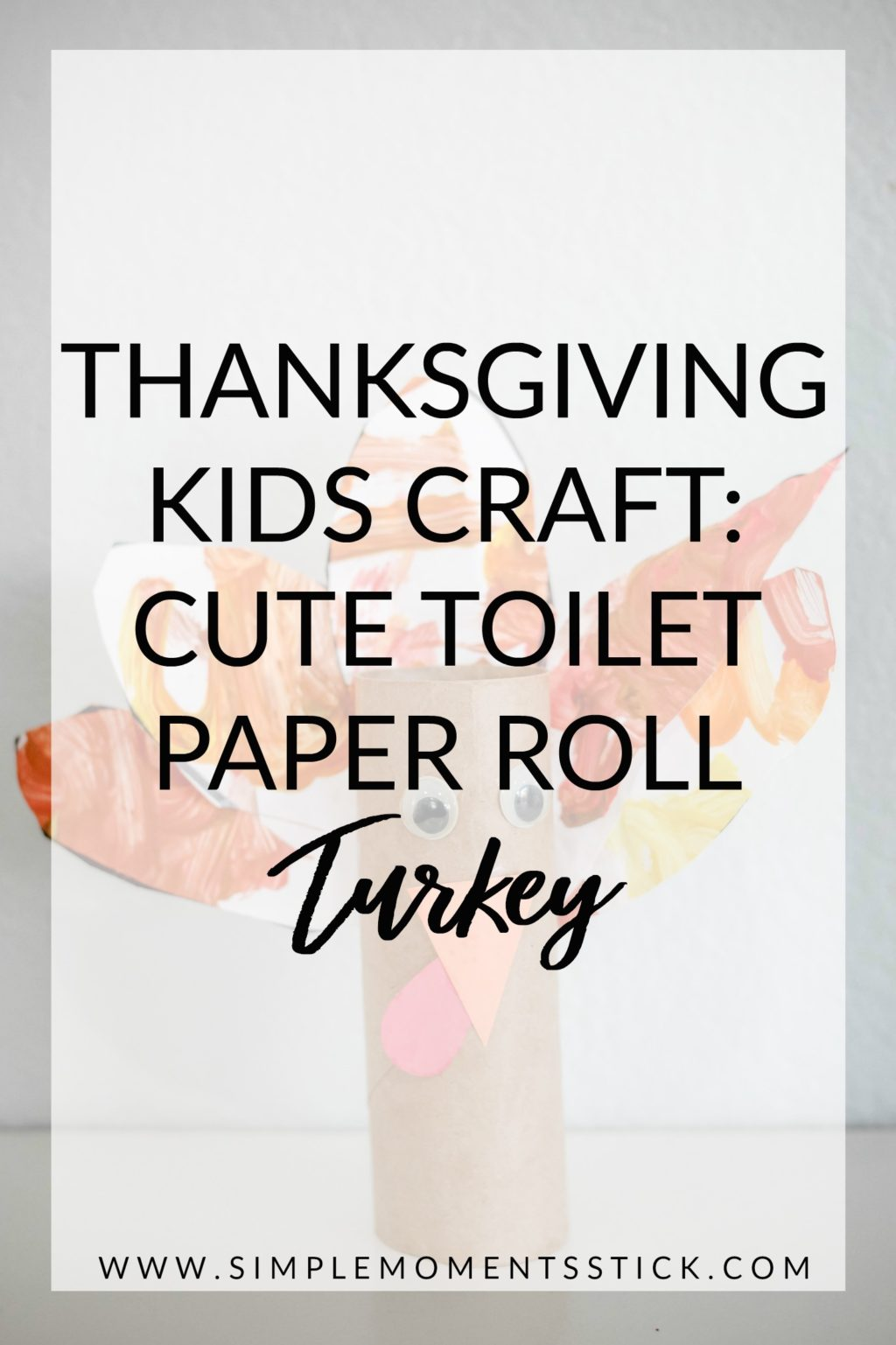 Super adorable crafts with toilet paper rolls for Thanksgiving