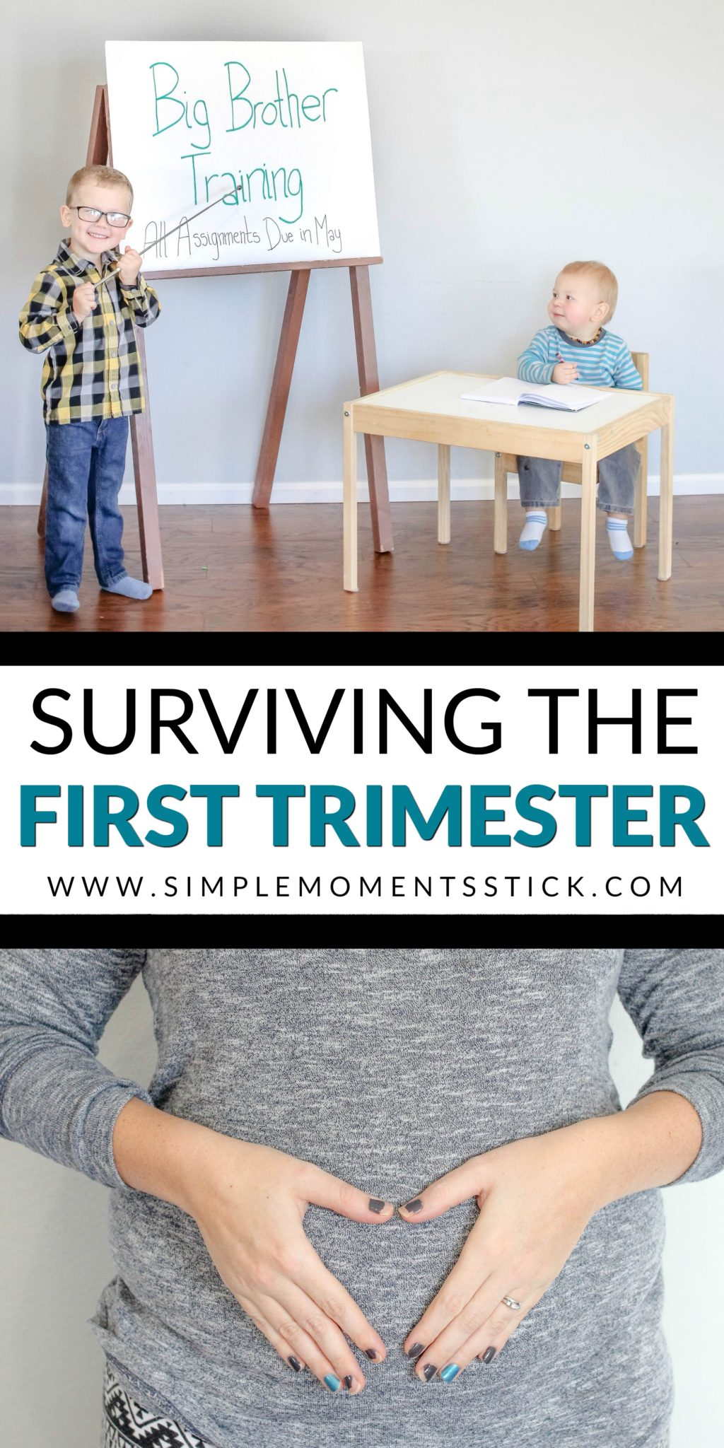 Tips on surviving the first trimester