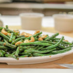 Chinese Long Beans with Cashews - Perfect for Chinese New Year!