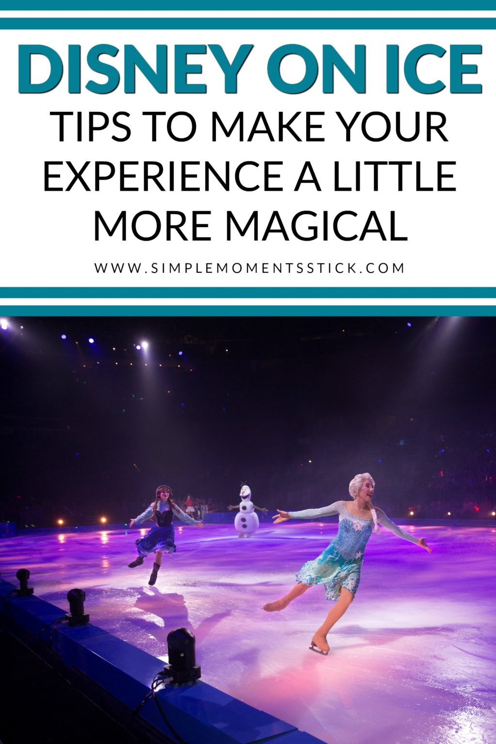 Disney on Ice Mickey's Search Party. Disney on Ice Tips. Disney on Ice with Kids. How to save money at Disney on Ice #Disney #DisneyonIce #Frozen #MickeyMouse