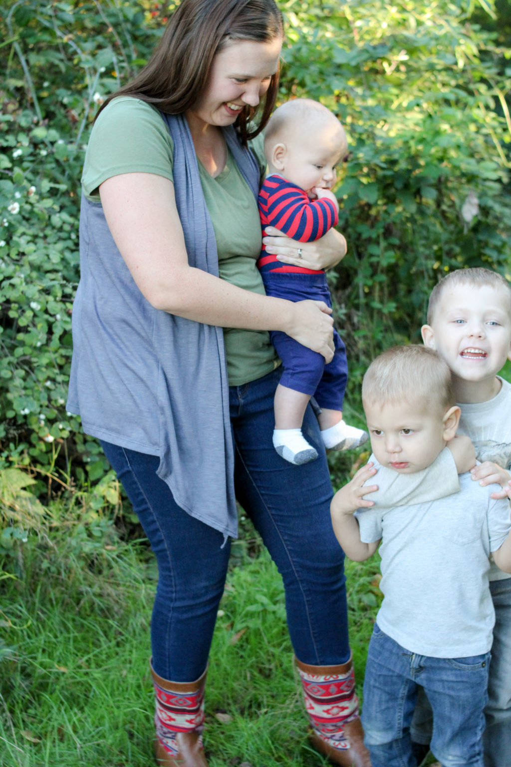 I am a mother of three. Mom of three tips. Tips for becoming a mom of three. Three time boy mom